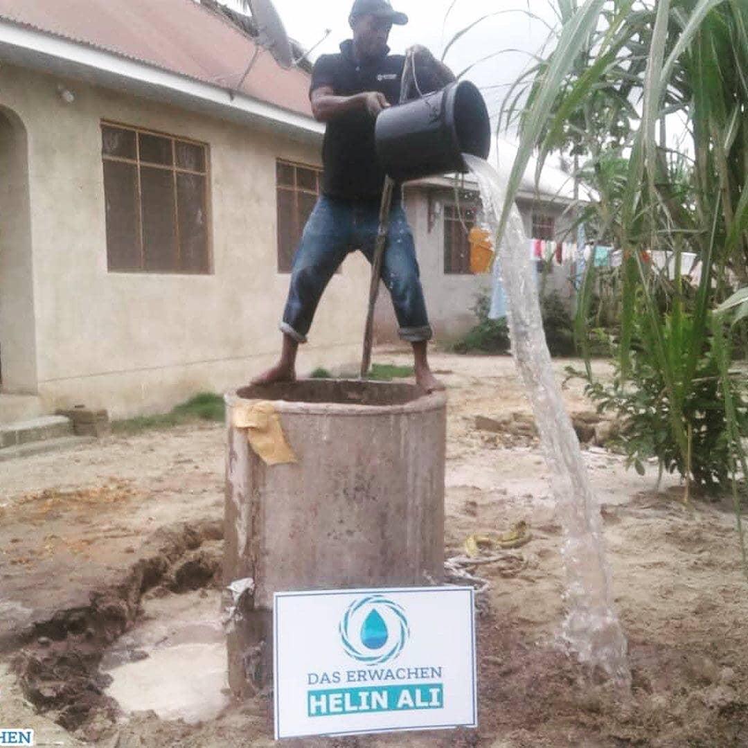 T1 Pro versorgt 1000 Personen mit Trinkwasser